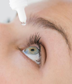 colirio olhos