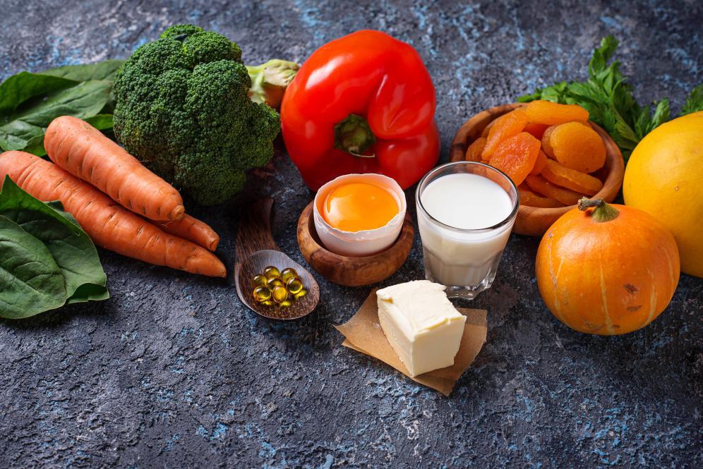 complexo vitaminico