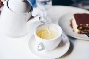 Chá de Capim Cidreira
