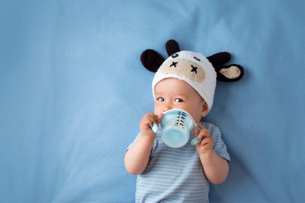 Leite Anti-Refluxo para Bebês
