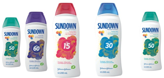 A variedade dos produtos da Sundown para combater os males do sol é enorme,  outro ponto forte da marca é o preço competitivo juntamente com a qualidade  dos ... 8b05bfa07e