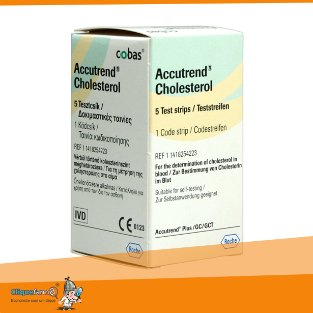 Accutrend-Cholesterol