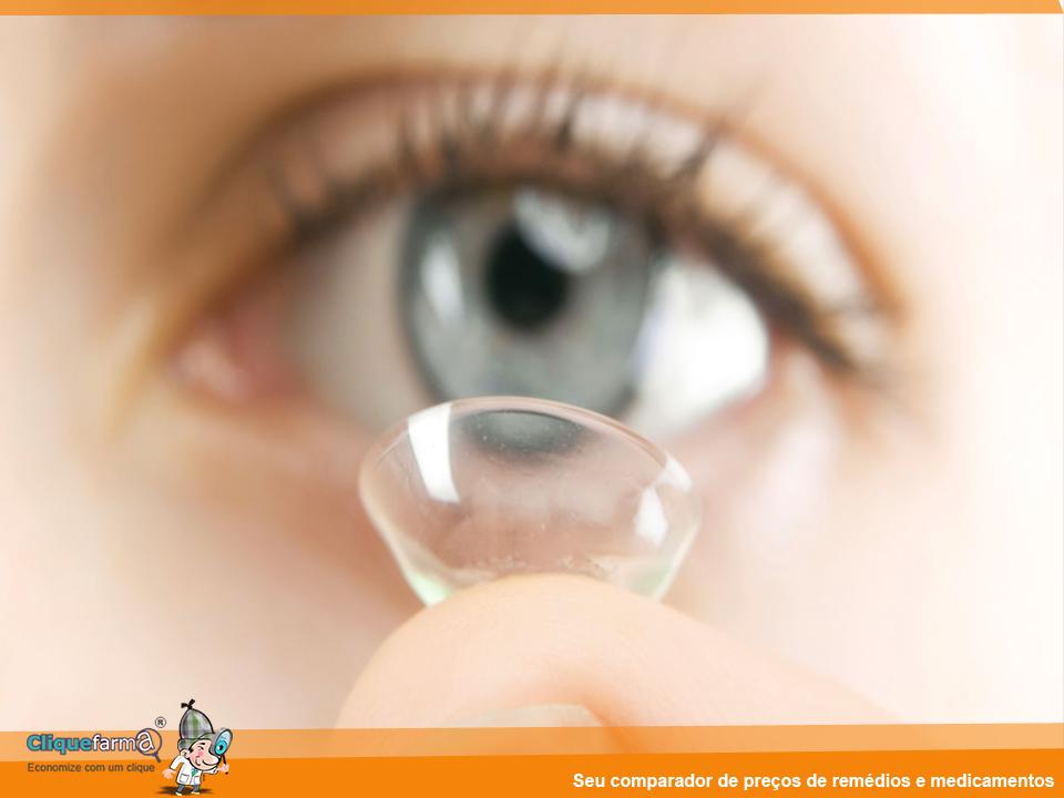 14f9f6cc2 Cuidados com o uso de lentes de contato | Blog CliqueFarma