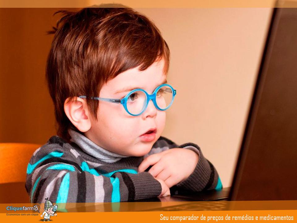 af3bf74b0 Miopia infantil   Blog CliqueFarma
