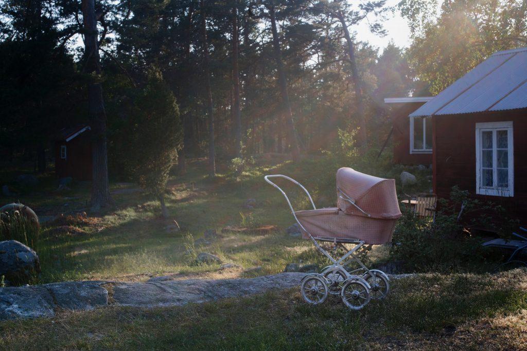 carrinho do bebe