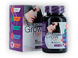 Grow Hair Platinum Woman