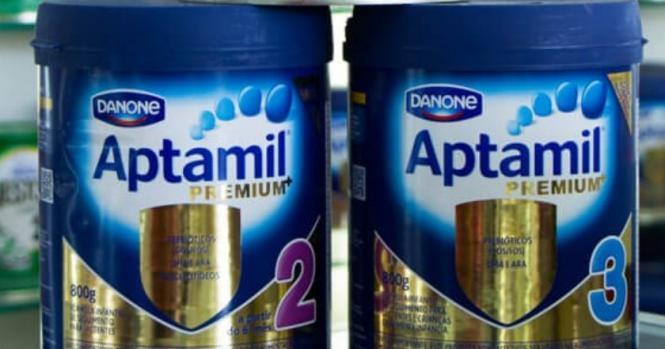 Aptamil Premium formula lactea
