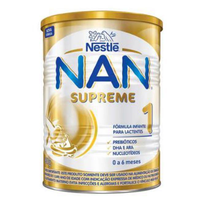 Nan Supreme formula lactea 2