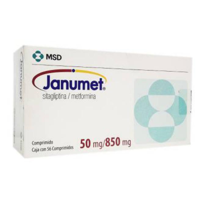 Janumet para diabetes 2