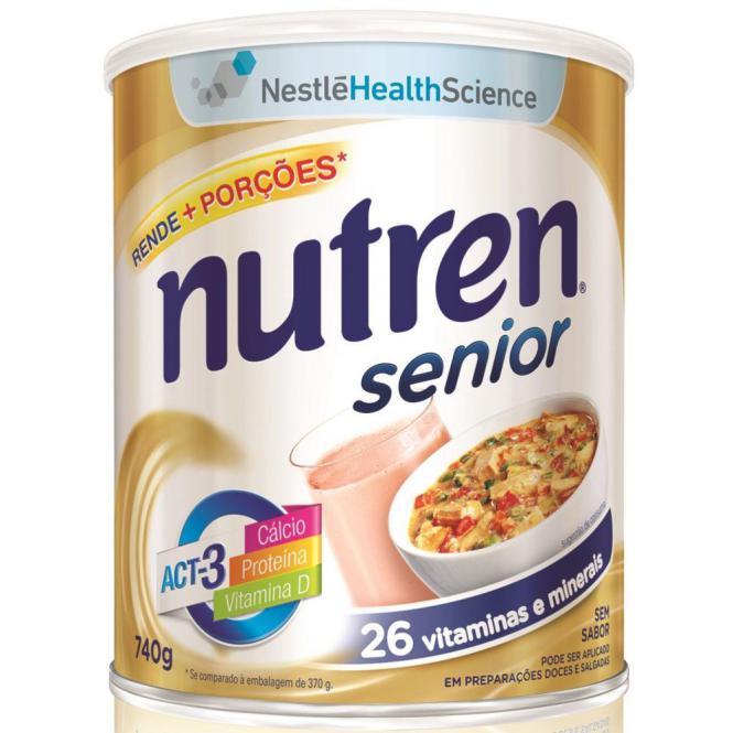 Nestle Nutren Senior 2