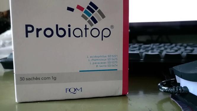Probiatop probiotico