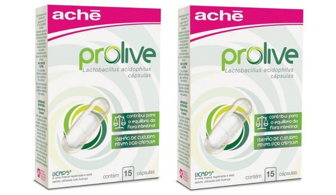 Prolive probiotico