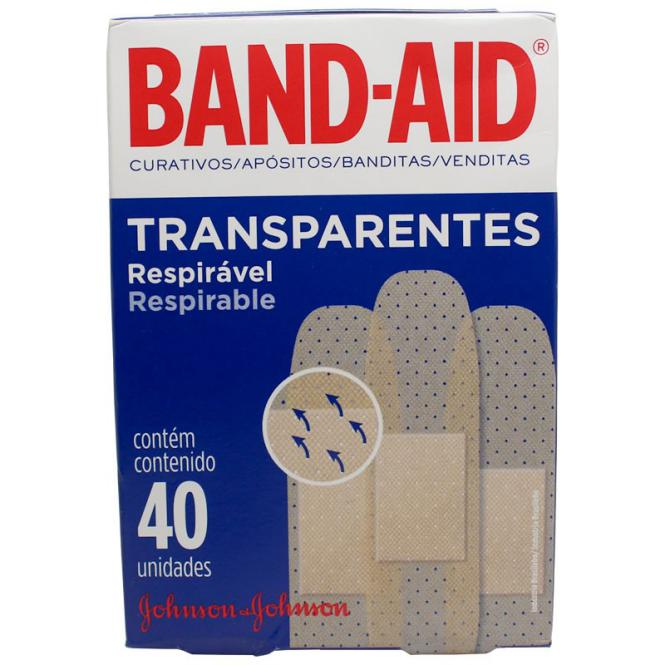 Curativos Band-Aid
