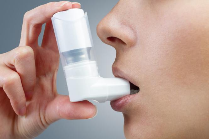 Alenia para asma bronquica