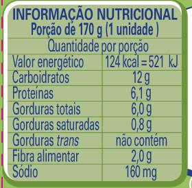 Papinha Nestlé de Legumes e Carne com 170g