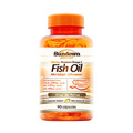 Fish Oil Odorless Sundown Premium 1290mg Com 90 Caps.