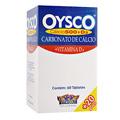 Oysco Cálcio 500 E D Com 60 Comprimidos - Vitgold
