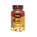 Vitamin E 400 Iu Dl Alpha 30 Capsulas Fdc