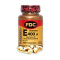Vitamina E400 Iu Dl Alpha 100 Capsulas Fdc