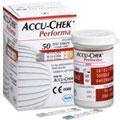 Tiras - Glicose Accu-chek Performa 50un