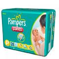 Fralda Pampers Pants P C 22