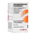 Organoneuro cerebral c/25 drg