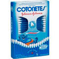 Cotonetes - Hastes Flexíveis 75 Unidades