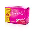Preço e onde comprar Carefree Original Absorvente Leve 60 Pague 50