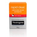 Neutrogena - Rapid Clear Sabonete Esfoliante Facial 80g