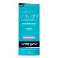 Neutrogena - Ultra-light Hidratante Facial Pele Normal A Seca Fps 30 55g