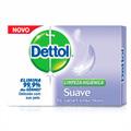 Sabonete Dettol Antibacteriano Suave 80 Gramas