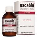 Preço e onde comprar Escabin Loçao Com 100ml