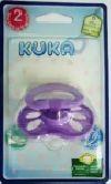 Chupeta Kuka - Aquarela 2443 N.2 Lilas