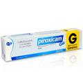 Preço e onde comprar PIROXICAM 5MG/G GEL EMS GENERICO COM 30 G