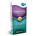 Preço e onde comprar Folifolin 5 Mg C/30 Cpr
