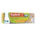 Vitamina C E Arginina - Suplevit For Com 16 Comprimidos Efervescentes