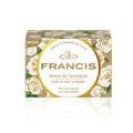 Preço e onde comprar Sabonete Francis Classico Branco Barra 90g