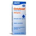 Cetoprofeno - - Cetofenid Solução Oral Gotas 20 Mg Ml Com 20 Ml