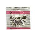 Ascaridil - 150 Mg Caixa Com 1 Comprimidos Adulto