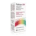 Foliron Itf Suspensão Oral 0,2mg 250mg 30ml
