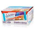 Preço e onde comprar Barra De Cereais Levittá Sementes Gergelim E Quinoa Com 10g