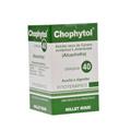 Preço e onde comprar Chophytol - 200 Mg - 40 Drágeas