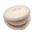 Pó compacto protetor solar cobertura natural peach fps 50 adcos 11g