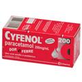 Paracetamol - - Cyfenol Gotas Sabor Laranja Com 15 Ml