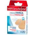 Mercurochrome Curativo Familia 50 Unidades