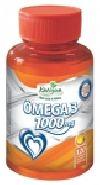 Omega - 3 1000mg Com 120 Capsulas