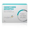 Moderm - Sabonete Antisseptico Todos Tipos De Pele 80 Gramas