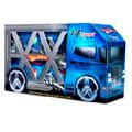 Biotropic - Shampoo E Condicionador Hot Wheels Sport Azul 2x 300 Ml