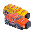 Kit Biotropic - Hot Wheels Shampoo E Condicionador Vitaminado Amarelo 30